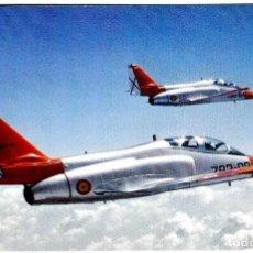 Cartoline: EJÉRCITO DEL AIRE - C-101 E-25 - GRÁFICAS VIRGEN DE LORETO - 151X102 MM.. Lote 264514234