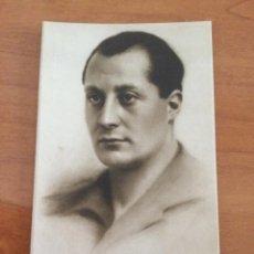 Postales: POSTAL DE JOSE ANTONIO PRIMO DE RIVERA. FOTO ANGEL CORTES. EDICIONES JALÓN ANGEL, ZARAGOZA. Lote 266550953