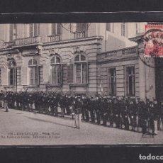 Postales: POSTAL DE BELGICA - 479 - BRUXELLES. - PALAIS ROYAL. LA RELÈVE DE GARDE. INFANTERIE DE LIGUE. 1914 -. Lote 268949944