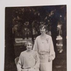 Postales: FOTOGRAFÍA POSTAL REINA VICTORIA EUGENIA 1923 BORBONES REALEZA. Lote 270228288