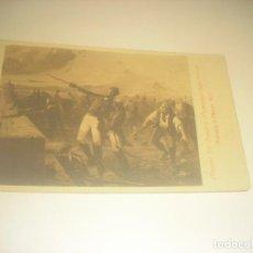 Cartes Postales: MUERTE DEL GENERAL MENACHO . JULIO BORRELL . BADAJOZ , 4 DE MARZO 1811.. Lote 275516578