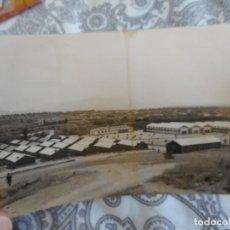 Postales: ANTIGUA POSTAL FOTOGRAFICA.CAMPAMENTO MILITAR SAN CLEMENTE SASEBAS.CLIMENT SESCEBES.GERONA 1965. Lote 277646568