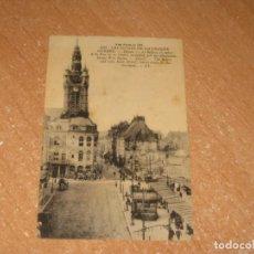 Postales: POSTAL DE LES RUINES DE LA GRANDE GUERRE. Lote 278466338
