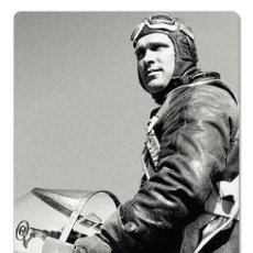Postales: WWII SAFONOV SOVIET BEST NAVAL AVIATION FIGHTER ACE NEW UNPOSTED POSTCARD. Lote 278728668