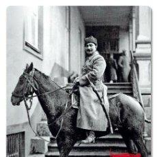Postales: SEMYON BUDYONNY CIVIL WAR HERO MARSHAL USSR NEW UNPOSTED POSTCARD. Lote 278729018