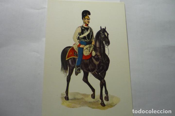 POSTAL EJERCITO AUSTRIACO -GENERAL C Y Z 7030 (Postales - Postales Temáticas - Militares)