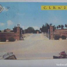 Postales: POSTAL CENTRO INSTRUCCION RECLUTAS ( C.I.R. ) Nº 2, ACUARTELAMIENTO PRIMO DE RIBERA, ALCALA HENARES. Lote 279457203