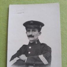 Postales: GENERAL CORONEL - FOTO DE FERRIOL TORRENTE. Lote 287743628
