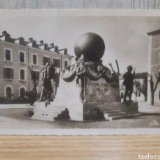 Postales: ANTIGUA POSTAL DE UN. MONUMENTO A LOS MUERTOS DE LA LEGIÓN EXTRANJERA, VER FOTOS. Lote 295397358