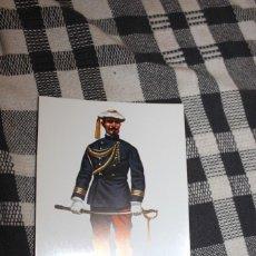 Postales: POSTAL Nº 8 AYUDANTE DE CAMPO DE UN GENERAL 3ª GUERRA CARLISTA - ESPAÑA 1872. Lote 295766978