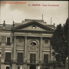 Postales: POSTAL MURCIA FOTOGRAFICA. Lote 16264358