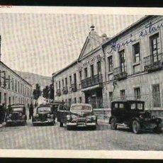 Postales: MURCIA: BALNEARIO DE FORTUNA (H.BALNEARIO Y HOTEL VICTORIA). Lote 14310804