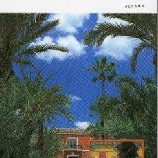 Postales: POSTAL REGION DE MURCIA ALHAMA. Lote 6433309