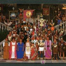 Postales: MURCIA *FIESTAS DE CARTAGINESES Y ROMANOS 1992* NUEVA. DORSO IMPRESO.. Lote 6443536