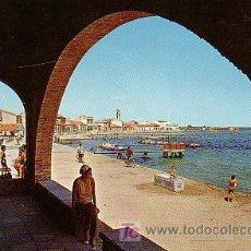 Postales: LOS ALCAZARES (MAR MENOR. MURCIA).- PLAYA Y ESPEJO. Lote 6540305