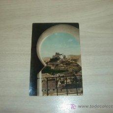 Postales: POSTAL FOTOGRAFICA CARAVACA DE LA CRUZ,VISTA CASTILLO DESDE PLAZA DE TOROSRAKER DIEGO MARIN CARAVACA. Lote 9172768