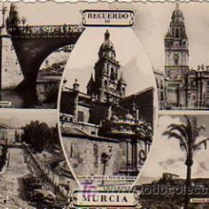 Postales: MURCIA. RECUERDO DE MURCIA. . Lote 7021352