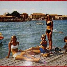 Postales: ANTIGUA FOTO POSTAL DE LOS ALCAZARES - MURCIA - N. 18 - ED. FISA - NO CIRCULADA.. Lote 7159664