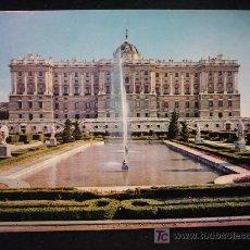 Postales: PALACIO DE ORIENTE. SIN CIRCULAR. Lote 7583885