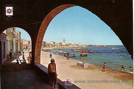LOS ALCAZARES (MAR MENOR - MURCIA) (Postales - España - Murcia Moderna (desde 1.940))