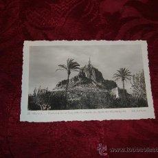 Postales: MURCIA MONUMENTO AL SAGRADO CORAZON DE JESUS EN MONTEAGUDO,ED ARRIBAS. Lote 10534978