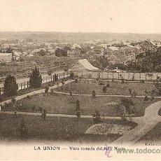 Postales: LA UNION.VISTA TOMADA DEL LADO NORTE. Lote 27375907