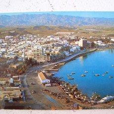 Postales: POSTAL DE AGUILAS -6- VISTA DEL PUERTO ( HNOS GALIANA , SIN CIRCULAR). Lote 64176774