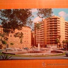 Postales: POSTAL CARTAGENA PLAZA BASTARRECHE ESCRITA. Lote 8464608