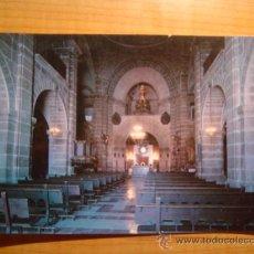 Postales: POSTAL CARAVACA DE LA CRUZ (MURCIA) SANTUARIO DE LA SANTA CRUZ DE CARAVACA SIN CIRCULAR. Lote 8665836