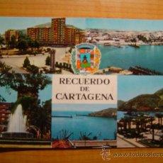 Postales: POSTAL CARTAGENA (MURCIA) SIN CIRCULAR. Lote 8665933