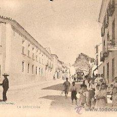 Postales: ARCHENA (MURCIA)LA CARRETERA. Lote 27341463