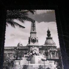 Postales: 14- CARTAGENA-MONUMENTO A LOS HEROES DE CAVITE. EDC. DARVI-14X9 CM-. Lote 8926669
