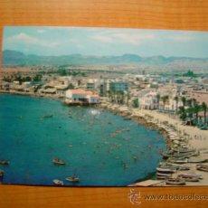 Postales: POSTAL AGUILAS PLAYA PONIENTE ESCRITA. Lote 9223684