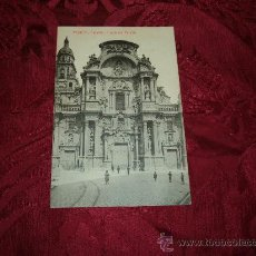 Postales: MURCIA CATEDRAL PUERTA DEL PERDON,FOTOTIPIA THOMAS. Lote 10606929