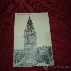 Postales: MURCIA TORRE DE LA CATEDRAL,FOTOTIPIA THOMAS. Lote 10606932