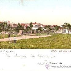 Postales: CARTAGENA.VISTA DEL BARRIO DEL PERAL. Lote 26489631