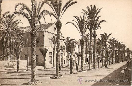 CARTAGENA.CALLE DEL REAL (Postales - España - Murcia Antigua (hasta 1.939))