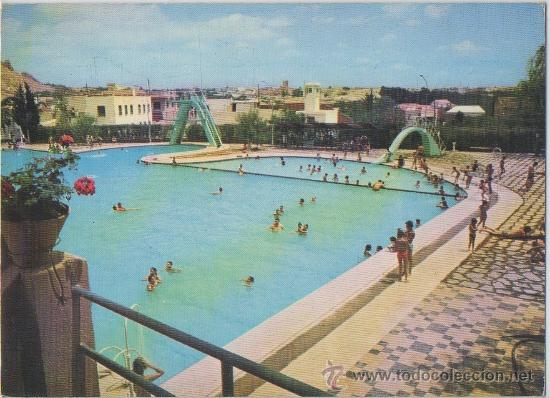tarjeta postal piscina municipal de archena mu comprar