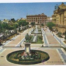 Cartes Postales: POSTAL MURCIA - GLORIETA DE ESPAÑA - ED. LAC. Lote 11216310