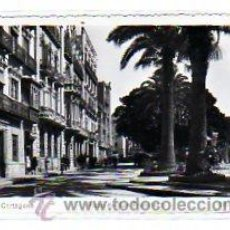 Postales: MURCIA. CARTAGENA. EDICIÓN ARRIBAS. Nº 63 PLAZA DE SAN FRANCISCO. SIN CIRCULAR.. Lote 11331129
