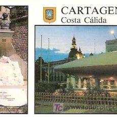 Postales: POSTALES ANTIGUAS CARTAGENA - 1991 (POSTAL ESCRITA). Lote 23070766