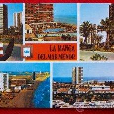 Postales: LA MANGA DEL MAR MENOR. Lote 11683200