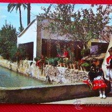 Postales: PAREJA DE HUERTANOS MURCIANOS. Lote 11683683