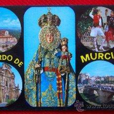 Postales: MURCIA - RECUERDO DE MURCIA. Lote 11716457