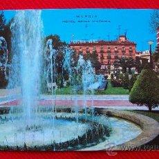 Postales: MURCIA - HOTEL REINA VICTORIA. Lote 11716992