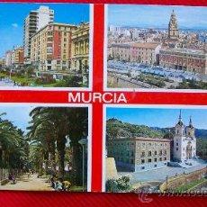 Postales: MURCIA - VARIAS VISTAS. Lote 11717130
