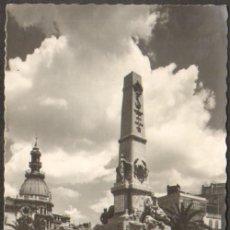 Postales: CARTAGENA ( MURCIA ). MONUMENTO A LOS HEROES DE SANTIAGO Y CAVITE. P-MUR-025. Lote 11786989
