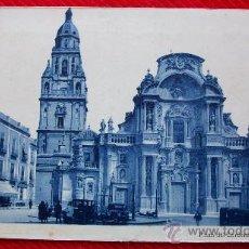 Cartoline: MURCIA - PLAZA DEL CARDENAL BELLUGA. Lote 11789968