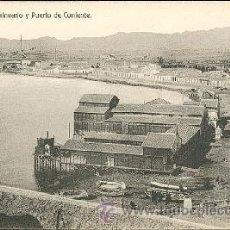 Postales: 457ÁGUILAS – BALNEARIO Y PUERTO DE CONIENTE – COLECCIÓN TORRECILLAS. Lote 25296353