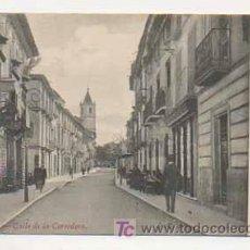 Postales: LORCA. CALLE DE LA CORREDERA. (ED. DIARIO DE AVISOS). . Lote 13476462